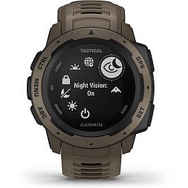Смарт-часы Garmin Instinct Tactical оливковый
