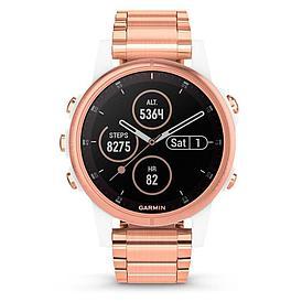 Смарт-часы Garmin Fenix 5S Plus Sapphire золотой