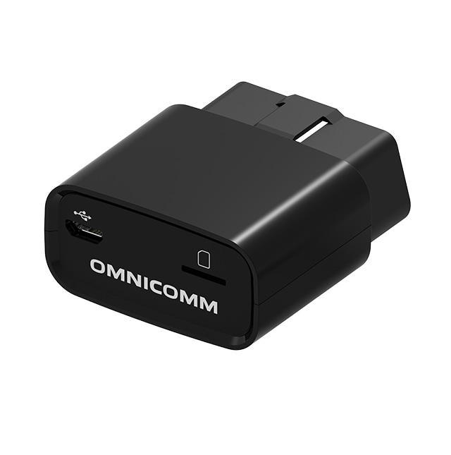 GPS трекер Omnicomm OBD II