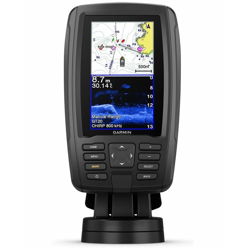 Эхолот Garmin Echomap Plus 42cv