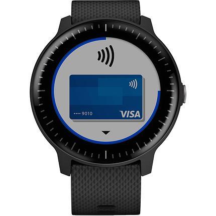 Смарт-часы Garmin Vivoactive 3 Music черный, фото 2