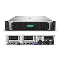 HPE P02466-B21 Сервер DL380 Gen10 (1xXeon6230(20C-2.1G)/ 2x32GB 2R/ 8 SFF SC/ P816i-a 4GB Batt/ 4x1GbE/ 2x800W