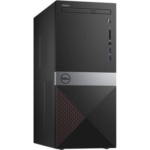 DELL 210-AVNM Компьютер Vostro 3681 SFF Core i5-10400, 2,9 GHz, 8Gb/256Gb, Windows 10 Pro 64