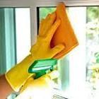 Губка для мытья посуды 10шт, с абразивом, фото 5