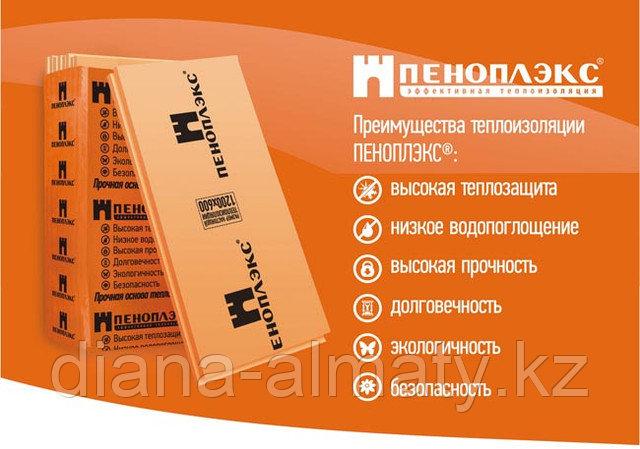 Пеноплэкс Комфорт 1185x585x30мм