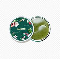 Патчи гидрогелевые для глаз с зеленым чаем JAYJUN COSMETIC Green Tea Eye Gel