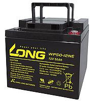 Тяговый аккумулятор LONG WP50-12NE (12В, 50Ач), фото 1