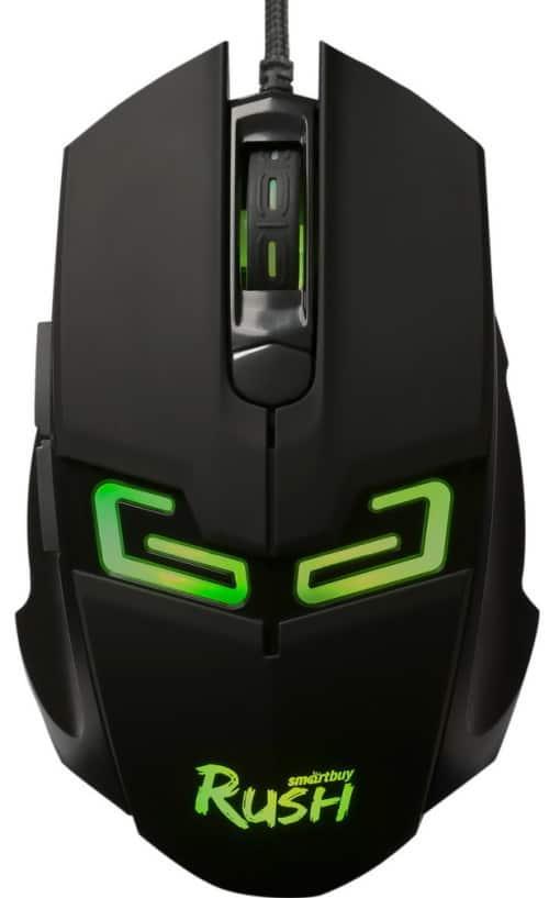 Мышь игровая проводная Smartbuy RUSH Storm 916G