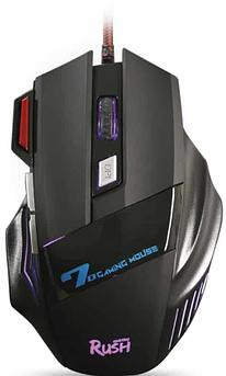 Мышь игровая проводная Smartbuy RUSH Zombie 721G