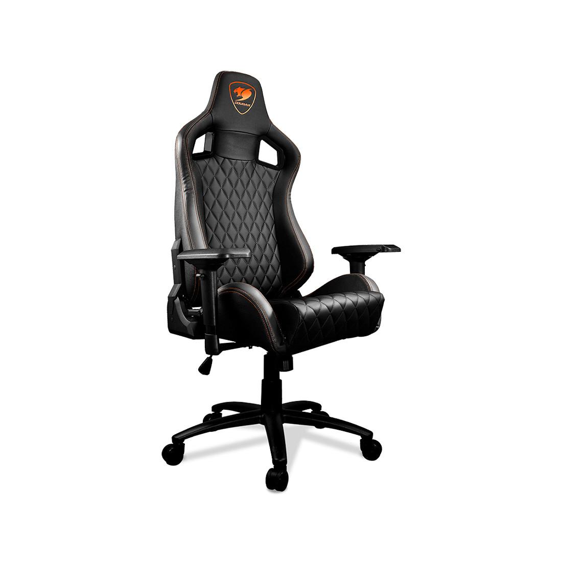Игровое компьютерное кресло Cougar ARMOR-S Black