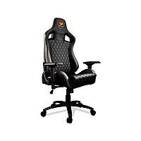 Игровое компьютерное кресло Cougar ARMOR-S Black, фото 1