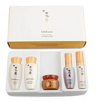 Антивозрастное средство Sulwhasoo Concentrated Ginseng Renewing Basic Kit Miniature 5 Item Set K-Beauty