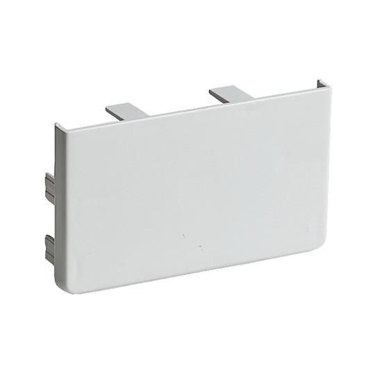 Заглушка, РУВИНИЛ, ЗГЛ-100х60, для РКК-100х60 и 100х40, Белый, (4 штуки в пакете)
