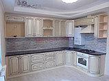 Крашенные кухонные фасады из МДФ, фото 3