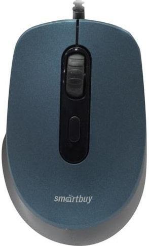 Мышь проводная бесшумная Smartbuy ONE 265