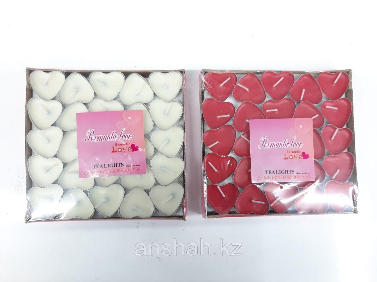 Свечи таблетки ароматические Сердечко  50 шт.