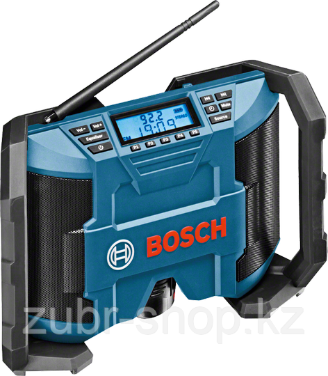 Аккумуляторный радиоприемник Bosch GPB 12V-10