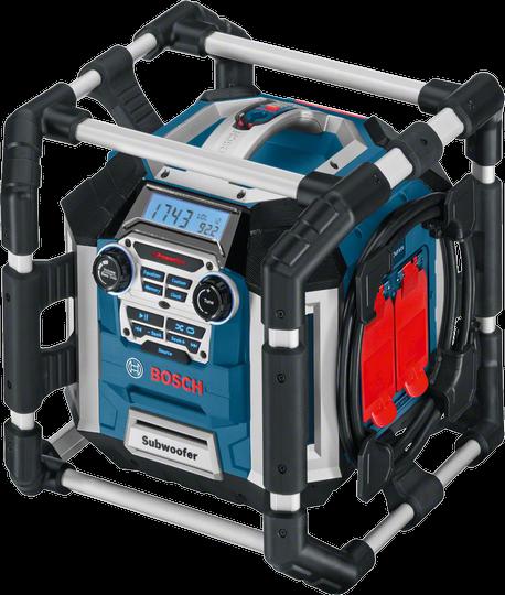 Аккумуляторный радиоприемник Bosch GML 50