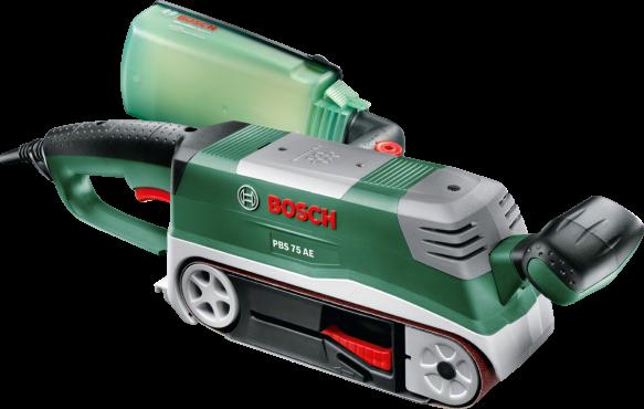 Ленточная шлифмашина Bosch PBS 75 AE