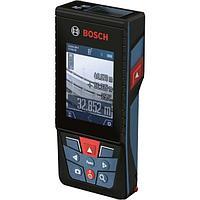 Лазерный дальномер Bosch GLM 120 C + BT 150, фото 1