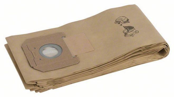 Бумажные мешки Bosch 55 л. (GAS 55 M AFC) 5 шт.