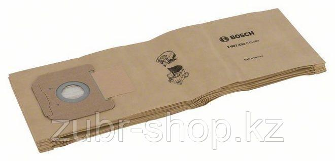 Бумажные мешки Bosch 35 л. (GAS 35 L AFC; GAS 35 L SFC+; GAS 35 M AFC ) 5 шт.