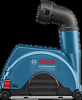 Защитный кожух для резки с отводом пыли Bosch GDE 115/125 FC-T