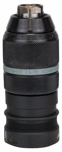 Сверлильный быстрозажимной патрон для пефоратора Bosch (GBH 2-24 DFR, GBH 24 VFR, PBH 200 FRE, PBH 240 RE)