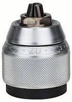 """Быстрозажимной хромированный сверлильный патрон Bosch R+L 13 мм, 1/2""""-20 UNF"""