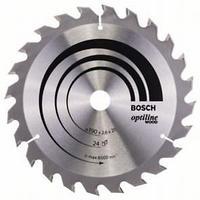 Пильный диск Bosch Optiline Wood 190 x 20/16, Z24