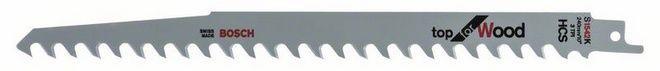 Сабельное полотно по дереву Bosch Top for Wood S 1542 K, 5 шт