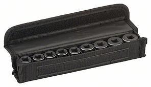 """Набор ударных головок 3/8"""" Bosch 30 мм, 9 шт"""