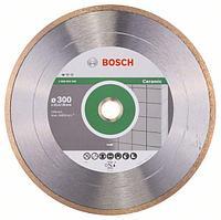 Алмазный отрезной круг по керамике Bosch Standard for Ceramic 300x30/25.4x2x7 мм, фото 1