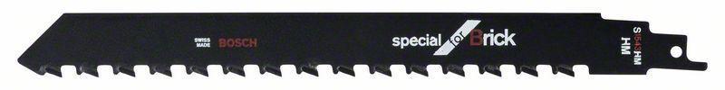 Сабельное полотно по кирпичу Bosch Endurance for Brick S 1543 HM