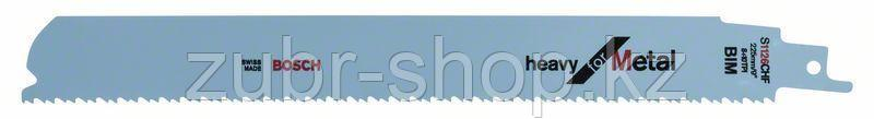 Сабельное полотно по металлу Bosch Heavy for Metal S 1126 CHF, 5 шт