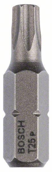 Бита Bosch Extra-Hart T 25 x 25 мм, 25 шт