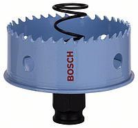 Биметаллическая коронка Bosch Special for Sheet Metal 68 мм