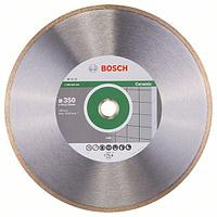 Алмазный отрезной круг по керамике Bosch Standard for Ceramic 350x30/25.4x2x7 мм, фото 1