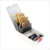Набор сверл по металлу Bosch HSS-TIN ProBox, 25 шт