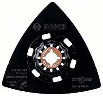 Шлифовальная подошва Bosch Starlock Carbide-RIFF AVZ 90 RT4