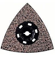 Шлифовальная подошва Bosch Starlock Max Carbide МAVZ 116 RT2