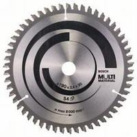 Пильный диск Bosch Multi Material 190х20/16, Z54, фото 1