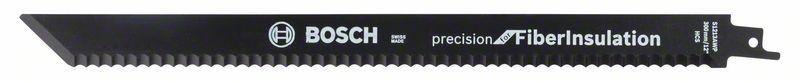 Сабельное полотно по волокнистой изоляции Bosch Precision for FiberInsulation S 1213 AWP, 2 шт