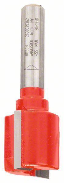 Пазовая фреза Bosch Expert for Wood 8x20x56 мм