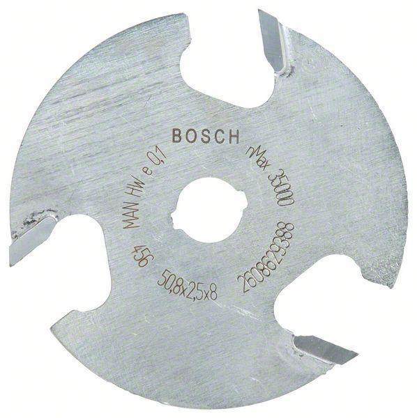 Дисковая фреза Bosch Expert for Wood 7,94x50,8x2,5 мм