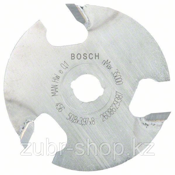 Дисковая фреза Bosch Expert for Wood 7,94x50,8x4 мм