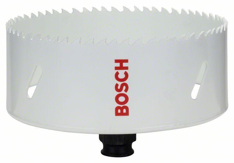 Биметаллическая коронка Bosch Progressor for Wood and Metal 114 мм