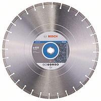 Алмазный отрезной круг по камню Bosch Standard for Stone 450x25.4x3.6x10 мм, фото 1