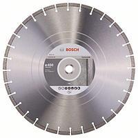 Алмазный отрезной круг по бетону Bosch Standard for Concrete 450x25.4x3.6x10 мм, фото 1