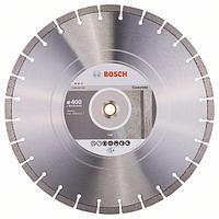 Алмазный отрезной круг по бетону Bosch Expert for Concrete 400x20/25.4x3.2x12 мм, фото 1